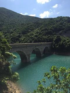 Masonry bridge, Tai Tam Tuk Reservoir