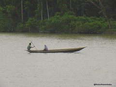 (The transport) (robiul_hasan_babu) Tags: transport boat nature girl beauty river boatman
