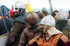 IMG_1155 (leroux.maximilien62) Tags: calvados normandie france medieval fantasy bataille battle casque helmet helm pe sword schwert armure armour armor panzer costume