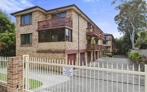 8/58 Bourke St, North Wollongong NSW 2500