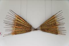 DUI_8178r (crobart) Tags: world treads festival oakville cloth fabric fibre textile art artwork