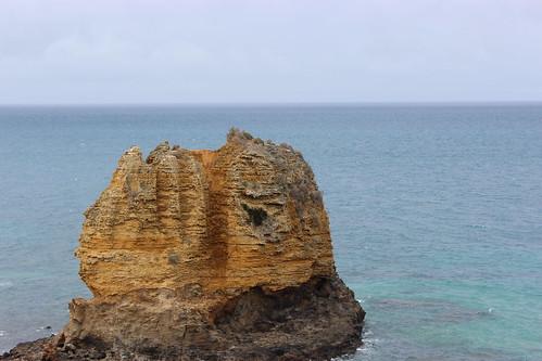 Singular Sea Stack