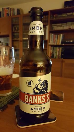 Banks Amber Bitter