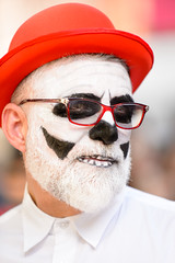 Red Hat (k.jessen) Tags: redhat red white zombiewalk zombiewalksp zombiewalksp2016 zombie zumbi blood sangue brains miolos saopaulo sopaulo brasil brazil