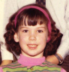 My wife's parents didn't take a lot of photos, so this is the earliest shot I have of her. A deep crop from a much larger 1st grade school photograph of her entire class. Love those bangs,  Irish eyes and pink head band! Milford, Connecticut. October 1968 (wavz13) Tags: oldphotographs oldphotos 1960sphotographs 1960sphotos oldphotography 1960sphotography vintagesnapshots oldsnapshots vintagephotographs vintagephotos vintagephotography filmphotos filmphotography vintagemilford oldmilford 1960smilford vintagewoodmont oldwoodmont 1960swoodmont connecticutphotographs connecticutphotos oldconnecticutphotography oldconnecticutphotos oldconnecticut vintageconnecticut connecticutphotography vintagenewengland oldnewengland vintagenewenglandphotography oldnewenglandphotography vintagenewenglandphotos oldnewenglandphotos 1960snewengland oldfamilyphotos vintagefamilyphotos oldfamilyphotography vintagefamilyphotography 126 126film squareformat instamatic kodacolor grain grainy vintagekids vintagechildren vintageschoolphotos vintageschoolphotography oldschoolphotos oldschoolphotography vintageclothes oldclothes vintageclothing oldclothing 1960sclothes 1960sclothing 1960sschoolphotos 1960sschoolphotography groovyclothing groovyclothes modclothes modclothing mod cutekids cutegirls futurewife girls classphotography schoolphotography schoolpictures classpictures