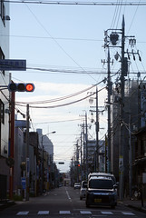 nagoya16118b (tanayan) Tags: town urban cityscape aichi nagoya japan nikon j1    road street alley