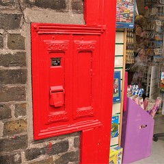 Not in use (Lost-Albion) Tags: royalmail postoffice broadstairs kent