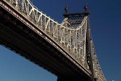 Queensborough Bridge 4 (Roosevelt Island/NYC) (chedpics) Tags: newyork rooseveltisland 59thstreet queensborough bridge