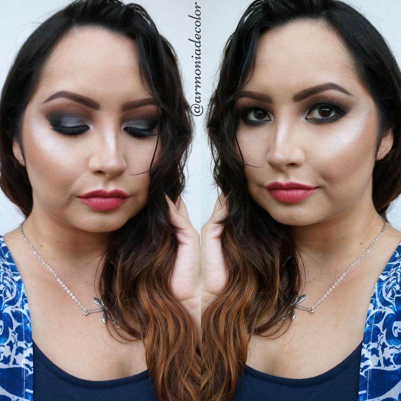 Maquillaje con Nubersten 2