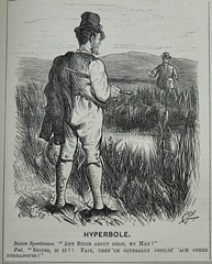 Hyperbole! - Punch 1873 (AndyBrii) Tags: punch 1873 wit satire woodcutsengravings