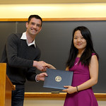 Assistant Professor Nathan Todd, Wenting Mu Clinical-Community Division: Ed Scheiderer Memorial Research Award