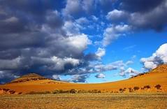 #landscape #teruel #aragon #clouds #cielo (jm_alcon) Tags: instagramapp square squareformat iphoneography uploaded:by=instagram aragn arcilla clouds cloud nube nubes cielos teruel paramo orange landscape outdoor airelibre atmosfera meteorologia meteo
