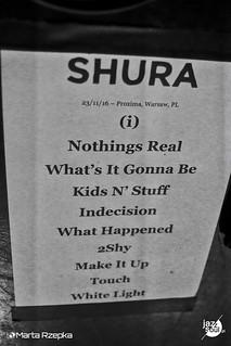 Shura - Warszawa
