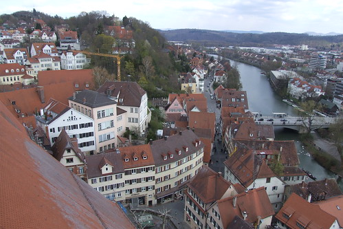 View from Collegiate Church, 08.04.2012.
