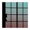 De l'un émane l'autre (hélène chantemerle) Tags: fenêtre intérieur sculpture profil carrés lumière rose vert ombre noir window indoor outline squares light pink green black shadow