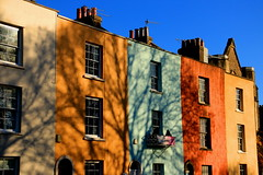 The Coloured Houses (acwills2014) Tags: bristol pastel colour color houses colouredhouses
