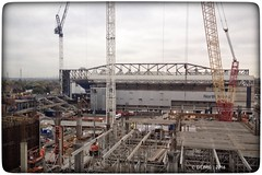 Big Brother (GIIBRG) Tags: tottenhamhotspur whitehartlane spurs stadium coys thfc london n17 builditandtheywillcome