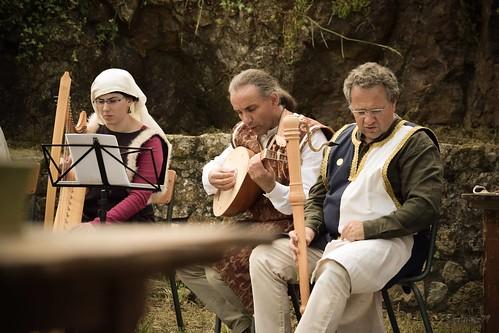 Groupe Fantaisie - musique médiévale