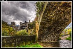 Broto (Huesca) (jemonbe) Tags: broto huesca jemonbe aragn puente pirineos