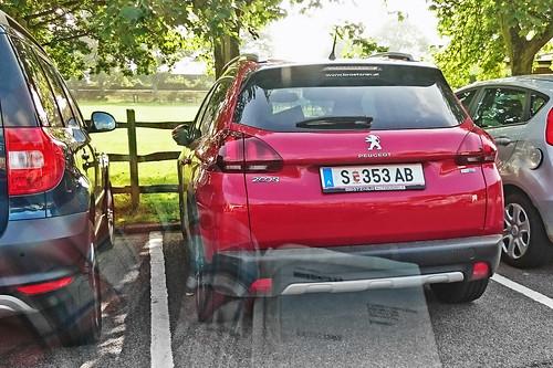 Peugeot 2008 1.6 BlueHDi - S 353 AB - Salzburg City, Salzburg, Austria