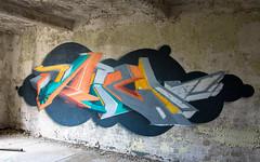 _DSC1364 (Under Color) Tags: leipzig graffiti lost places urban exploring leipsch walls
