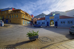 Outside of Chefchaouen (T Ξ Ξ J Ξ) Tags: morocco chefchaouen sefasawan d750 nikkor teeje nikon2470mmf28 blue city