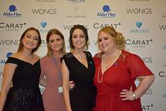 Cynthia and colleagues (James O'Hanlon) Tags: wongs liver building liverbuilding liverpool jewellers winter ball winterball barclays beth tweddle ray quinn celebrity event charity melanie sykes rayquinn bethtweddle
