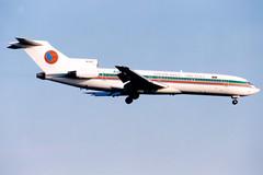Azerbaijan Airlines | Boeing 727-200 | 4K-AZ8 | London Gatwick (Dennis HKG) Tags: azal azerbaijan ahy j2 boeing 727 727200 boeing727 boeing727200 aircraft airplane airport plane planespotting london gatwick egkk lgw 4kaz8