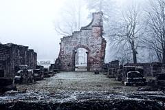 Wörschweiler Abbey (Michal Jeska) Tags: wörschweiler abbey homburg saar saarland klosterruine kloster ruine ruin ruins canonef50mmf18stm canon 50mm 18 stm prime