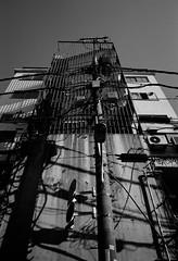 m6ttl_e28 (3) (hiro.nk) Tags: street blackandwhite bw white black film japan tokyo aperture iso400 negative monocrome
