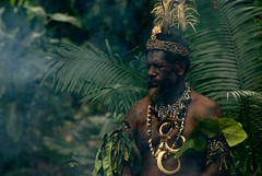 Kanak Tribal Chief, New Caledonia (Travel by Nature Photography) Tags: man chief culture tribal newcaledonia primitive kanak