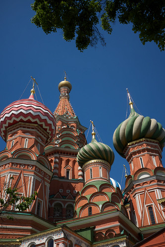 Cathedral of Vasily the Blessed/  ©  Still ePsiLoN