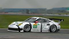 WEC - Silverstone 6 Hours - 20th April 2014 - Porsche 911 RSR (991) #91 (Trackside70) Tags: uk 911 racing silverstone porsche 91 motorsport sportscars tandy 991 wec rsr pilet manthey bergmeister worldendurancechampionship silverstone6hours