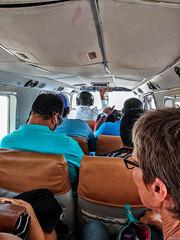 Tiny Plane (palmere22) Tags: plane airplane airport nikon belize small tiny runway cramped 1685 nikond7100 belize2014