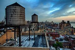 Water Tower View XIV (Joe Josephs: 2,861,655 views - thank you) Tags: newyorkcity nightphotography sunset sunsets hudsonriver travelphotography nikonphotography joejosephs nikon24120f4vrii joejosephsphotography copyrightjoejosephsphotography nikon800e copyrightjoejosephs2014