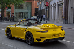 london cars car yellow jaune canon photography flickr awesome 911 s super spot voiture exotic turbo porsche spotted expensive supercar spotting sportscar sportscars supercars streetcars 2014 d600 worldcars hypercars worldofcars