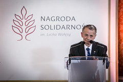 Solidarity Prize award ceremony (PolandMFA) Tags: solidarity solidarno mustafadzhemilev solidarityprize nagrodasolidarnoci mustafademilew