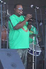 Free Agents Brass Band (2014) 04 - trumpet player