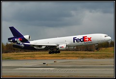N617FE FedEx - Federal Express (Bob Garrard) Tags: express douglas fedex anc federal md11 mcdonnell panc n617fe