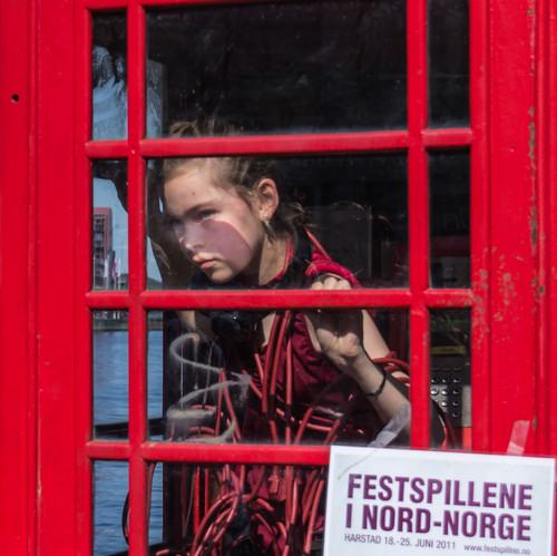 Telefonboksdans