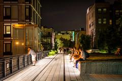 Web High Line at night 5 (mtschappat@verizon.net) Tags: nyc night high nikon line software nik d800