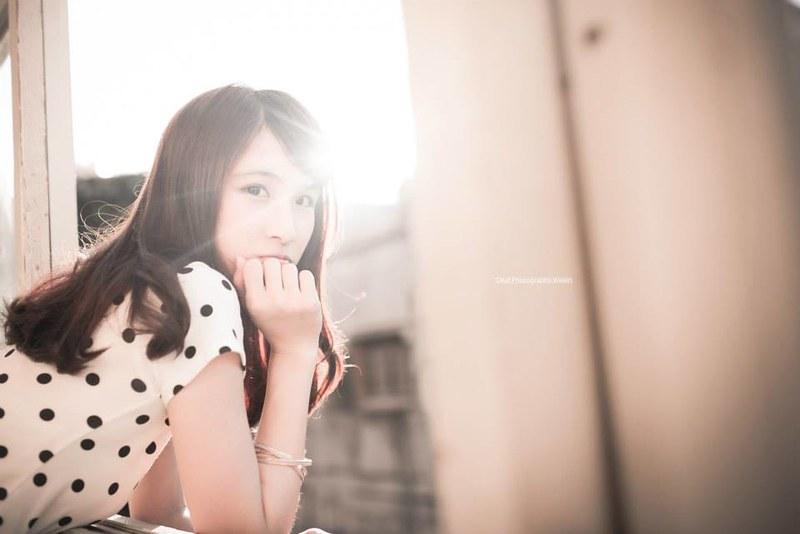 Koobii人氣嚴選79【世新大學─吉虹蓉】用快樂心情影響周遭人的開朗女孩