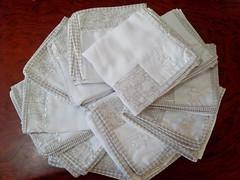 FRALDINHAS DE BOCA (Cecys Baby) Tags: branco de kit menina berço urso ursinho classico ovelha fraldinha