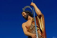 El Repilado, Retrato San Juan Bautista (AVazquez_Repi) Tags: spain fiesta juan huelva santo bautista procesin jabugo patrn repilado