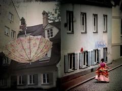 Meninas (rosa_rusa) Tags: new diptych menina meninas neu augsburg domviertel augsburgo rosarusa