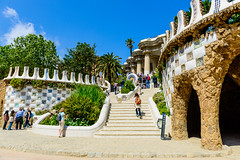_DSC7232 (Abiola_Lapite) Tags: barcelona travel spain parcguell nikkor d800 2014 parkgell    2470mmf28g