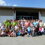 Besuch bei der Ilzlandmilch GbR