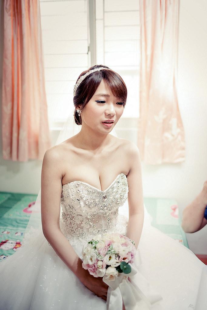 柏緯&書綾Wedding129