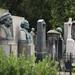 In Vysehrad Cemetery, Prague.