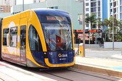 G:Link Opening Day - 20/07/14 (Darcy Reynolds) Tags: tram lightrail openingday goldcoast glink gclr goldcoastlightrail goldcoasttram gclightrail